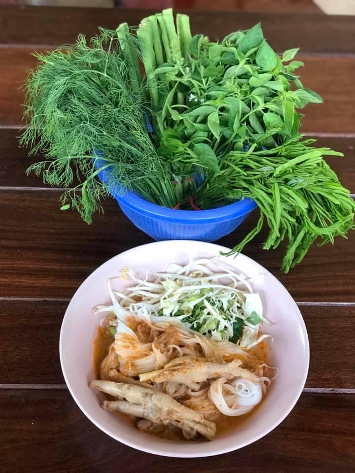 ขนมจีนยายคำ นำความอร่อยสู่สกายวอร์คเชียงคาน เบิกบานทุกน้ำยา