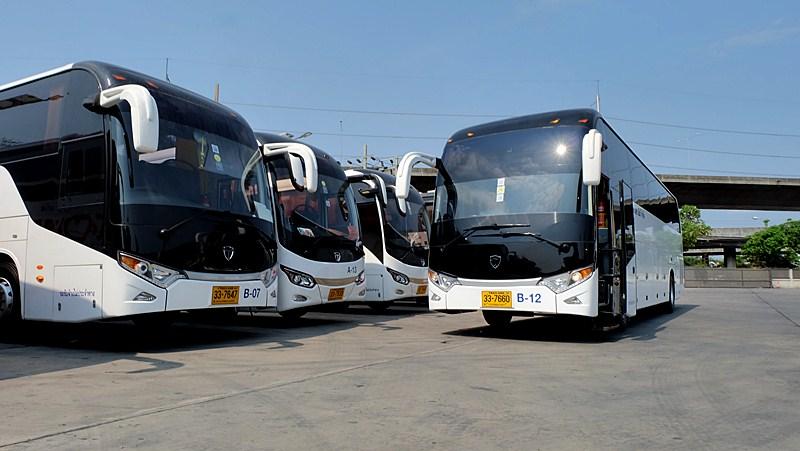 แนะนำบริษัทเช่ารถบัส สำหรับรถบัสนำเที่ยว
