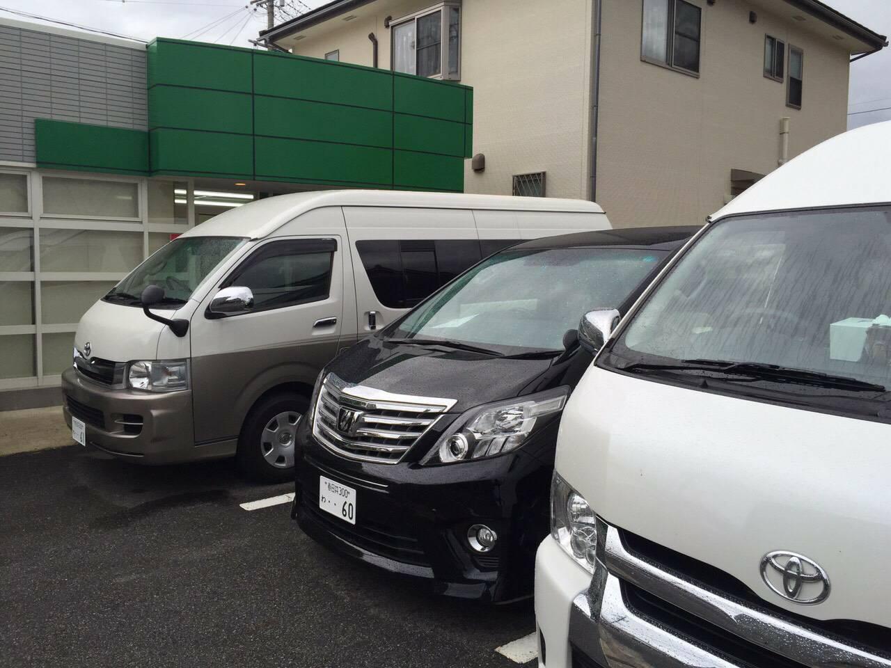 บริการรถตู้นำเที่ยวในประเทศญี่ปุ่น เที่ยวญี่ปุ่นให้สุดมันส์ กับ คุณกร เมืองเลยรถเช่า