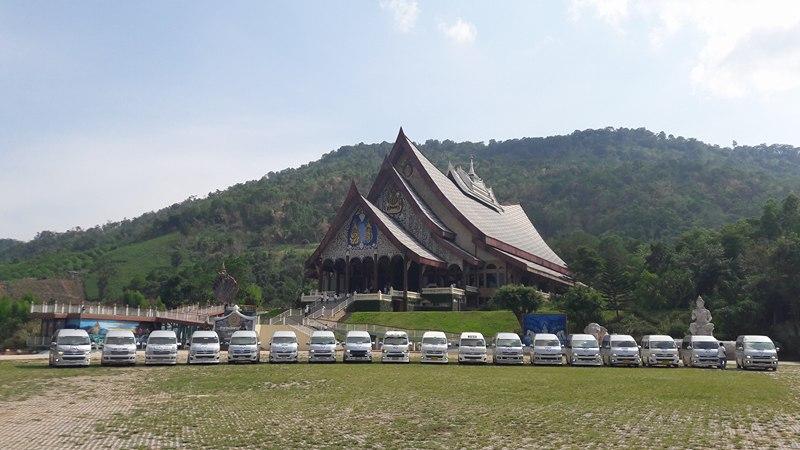 รถตู้ให้เช่า จ.เลย แนะนำโดยเอ๊าเลยดอทคอม - Pantip.com
